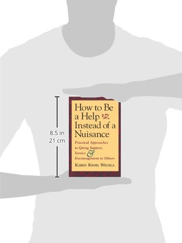 How to Be a Help instead