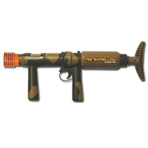 Camouflage Marshmallow Blaster Gift - Camo presents