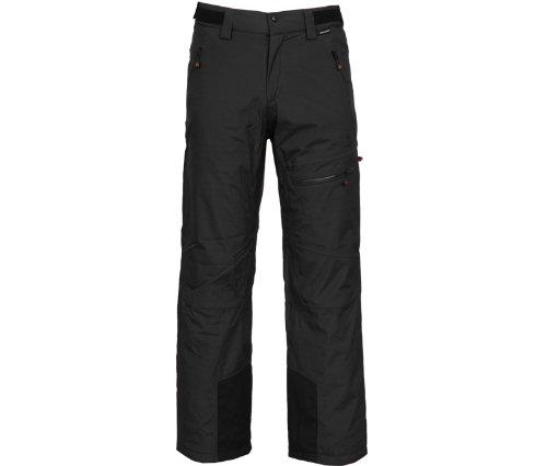 Bergson Herren Skihose Escape, Black [900], 48, YF13-700603C
