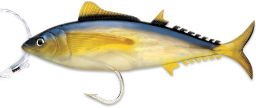 For Sale Williamson Live Little Tunny 14- Rigged Fishing lure (Yellow Fin , Size- 14)  Review