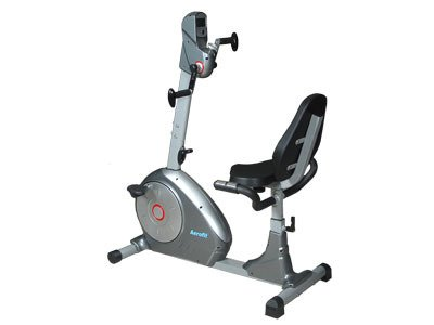 2 in 1 Recumbent Bike (New)