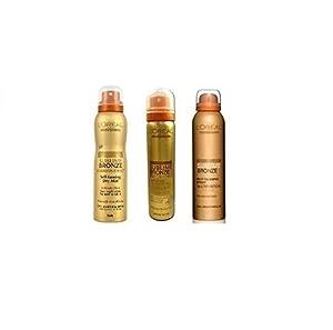 L'Oreal Sublime Bronze Self-Tanning Dry Mist Medium Skin