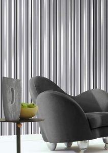 Coloroll Havana - Wallpaper - French Grey from New A-Brend