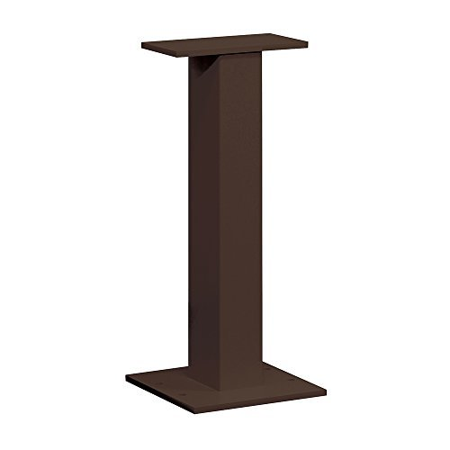 salsbury-industries-3395brz-replacement-pedestal-for-cbu-number-3308-and-cbu-number-3312-bronze-by-s