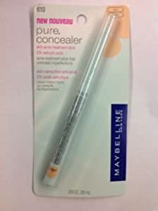 Maybelline Pure Concealer, Light #610