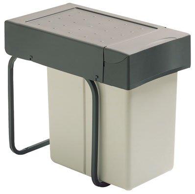 wiokio wesco poubelle coulissante monobac 20 litres. Black Bedroom Furniture Sets. Home Design Ideas