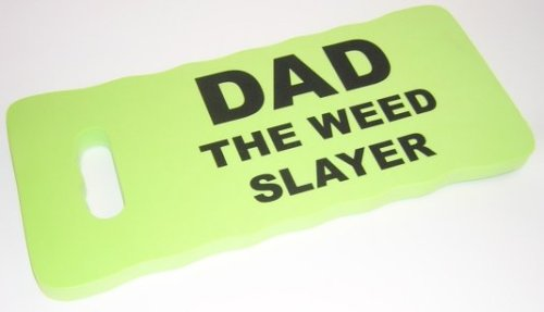 Boxer Gifts Dad The Weed Slayer Gardeners Kneepad