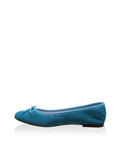Bisue Ballerina blau EU 41