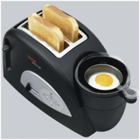 Tefal Toast N Egg cooking an egg.