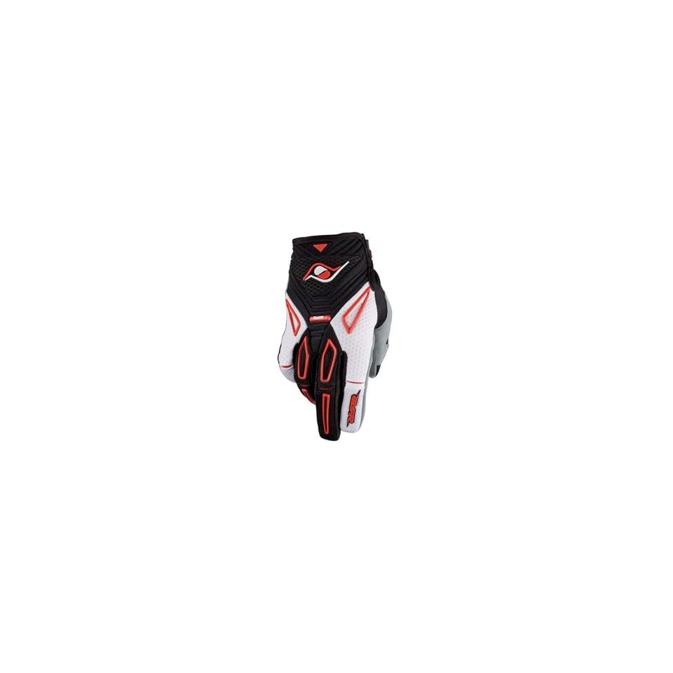 MSR Racing Renegade Gloves   Small/Black/White