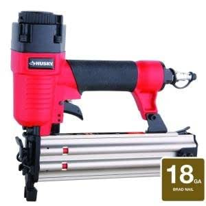 Husky 2 in. Brad Nailer