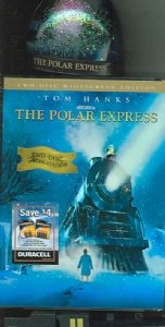The Polar Express Gift Set (Two-Disc Widescreen Edition with Snow Globe and Toy)