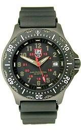 Luminox Men's 8411 Black Ops Dial Watch