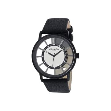 Kenneth Cole New York Silver Skeleton Dial Men's watch #KC1752