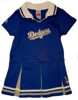 Los Angeles Dodgers Girls Cheerleader Outfit - Buy Los Angeles Dodgers Girls Cheerleader Outfit - Purchase Los Angeles Dodgers Girls Cheerleader Outfit (Majestic, Majestic Dresses, Majestic Girls Dresses, Apparel, Departments, Kids & Baby, Girls, Dresses, Girls Dresses, Jumpers, Girls Jumpers, Jumper Dresses, Girls Jumper Dresses)