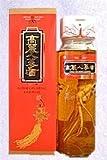 長野県産高麗人参酒(人参入リ)720ml4年物使用(翌日出荷可)