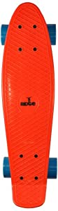 Ridge Retro 27 Skateboard complet Rouge/Bleu 27