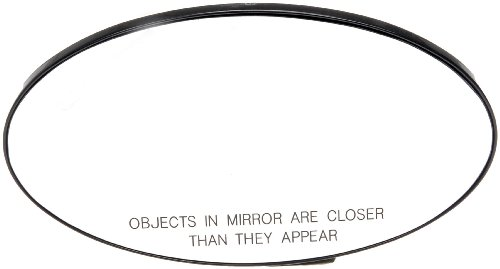 Dorman 56715 MINI Cooper Passenger Side Plastic Backed Door Mirror Glass (Mini Cooper Passenger Side Mirror compare prices)