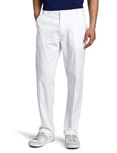 Puma Golf Men's Style Pant, White, 36x32