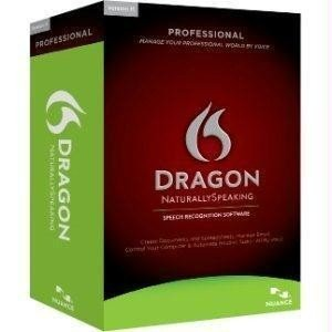 Fed Dragon Naturallyspeaking V.11.0 Professional With Headset For Federal Use Only