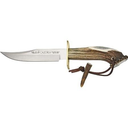 Muela Cazorla Bowie Knife, 12in.