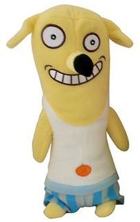 Almost Naked Animals 11 Inch Plush Toy Howie the Dog - 1