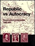 Republic vs. Autocracy: Poland-Lithuania and Russia, 1686-1697 (Harvard Series in Ukrainian Studies)