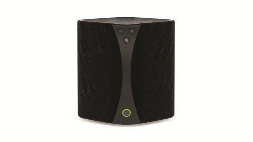 Pure Jongo S3 Wireless Speaker With Wi-Fi And Bluetooth, Black