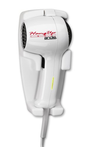 Andis 30925 Hangup 1600W Wall Mount Hair Dryer