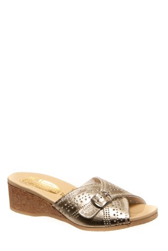Worishofer 251 Low Wedge Sandal