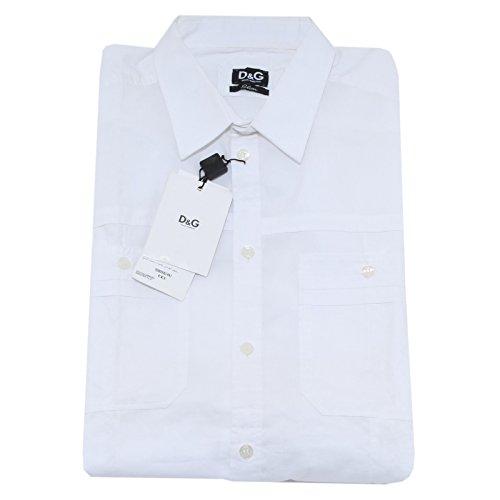 20772 camicia D&G DOLCE&GABBANA SLIM camicie uomo shirt men [48]