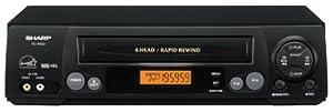 Sharp VC-A422 4-Head VCR
