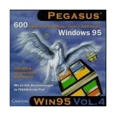 Pegasus Win95 4. CD- ROM fuer Windows 95