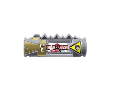 Bandai Zyuden Sentai Kyoryuger Zyudenchi Gashapon 07 V. Dekaranger Single - 1