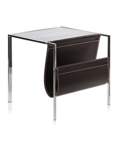 Mesa y revistero de salón