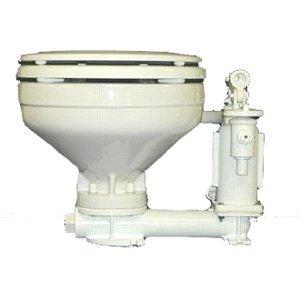 Pleasant 1 Raritan Standard Manual Toilet Ii On Compact Ii Base Machost Co Dining Chair Design Ideas Machostcouk