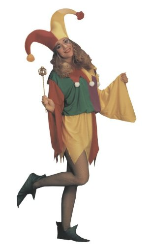 King's Jester Costume