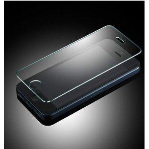 [iPhone5 / 5s / 5c 専用] 強化ガラス 液晶保護フィルム 第3代目 0.3mm