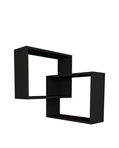 Mobito Design Estantería De Pared Ring
