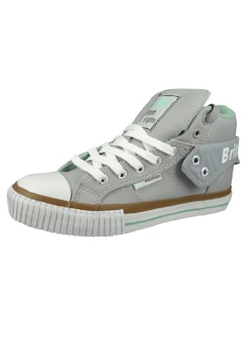 British Knights BK Sneaker ROCO B33-3730 Lt. Grey Mint Grau