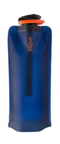 vapur-microfilter-bottle-set-night-blue-1l-flexible-water-filter-combo-matte