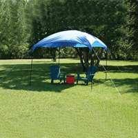Texsport Dining Canopy (Blue, 9-Feet X 9-Feet X 84-Inch)