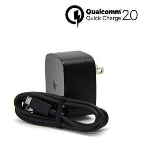 Turbo Power 15W ARCHOS 50b Platinum QUICK CHARGE 2.0 USB Wall Charging Kit with 1M (3.3ft) MicroUSB Cable! (Archos Platinum 50b compare prices)