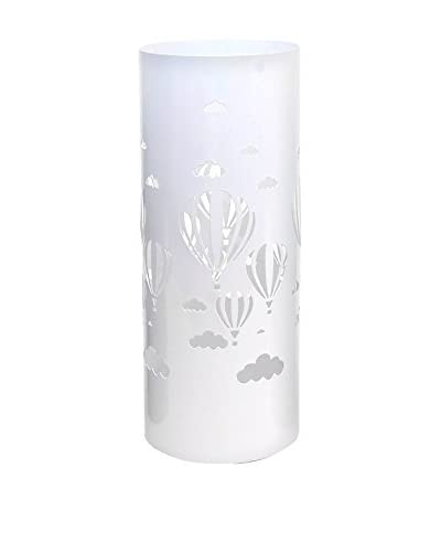 Alexandra House Portaombrelli Globes bianco