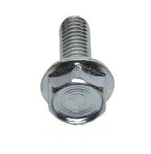 8mm Flanged Hex Head Bolts (4 PACK) M8 x 20mm A2 Grade Stainless Steel Flange Hexagon Head Bolt / Screw. Free UK Delivery