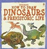 img - for How to Draw Dinosaurs And Prehistoric Life (Young Artist) book / textbook / text book