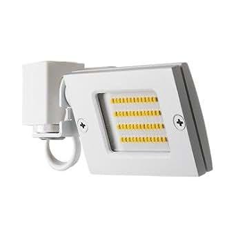 TL103 LED Mini-Flood Lamp Holder White Finish 4in LED by Juno Lighting