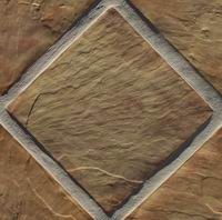 Make Your Own 12x12 Slate Floor Tile With Our Mold #1120