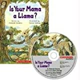 Is Your Mama a Llama: Book and CDby Deborah Guarino