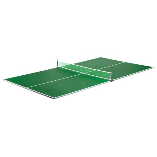 Hathaway Quick Table Tennis Conversion Top, Green (Ping Pong Table Top compare prices)